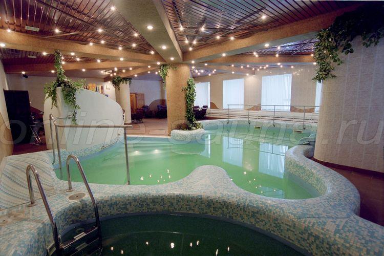Акватория, банный комплекс