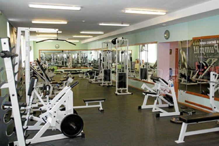 Fitness star, спортивно-оздоровительный клуб